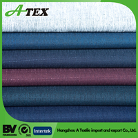 Manufacturer supply high quality fashion polyester and spandex elastane fabric