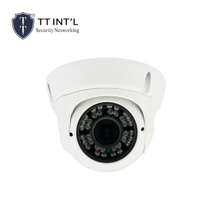 Outdoor ONVIF Network HD IP Cam 2MP POE p2p
