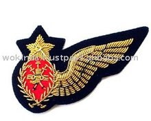 OMAN ROYAL FLIGHT GROUND CREW badges
