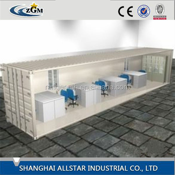 prefabricate sandwich panels container house for office or toilet