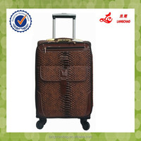 leisure shopping luggage set carry on suitcase
