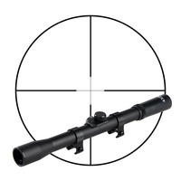 GZ10328 4x20 rifle scope Hunting Crossbow Bow 4x20 Scope
