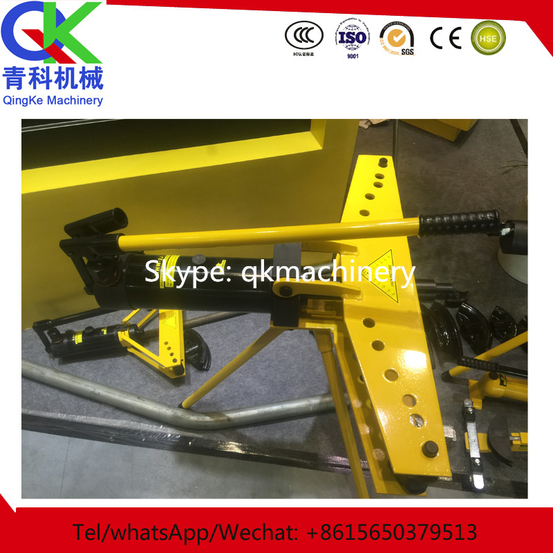 4 inch electric hydraulic pipe bender