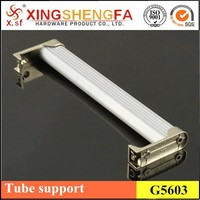 Tube support fittings/wardore pipe fitting / wardrobe rail support / cabinet bracket G5603
