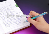 2013 Best Selling 2 in 1 Writing Sparkling Crystal Touch Pen