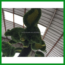 Artificial carving plant animal sculpture