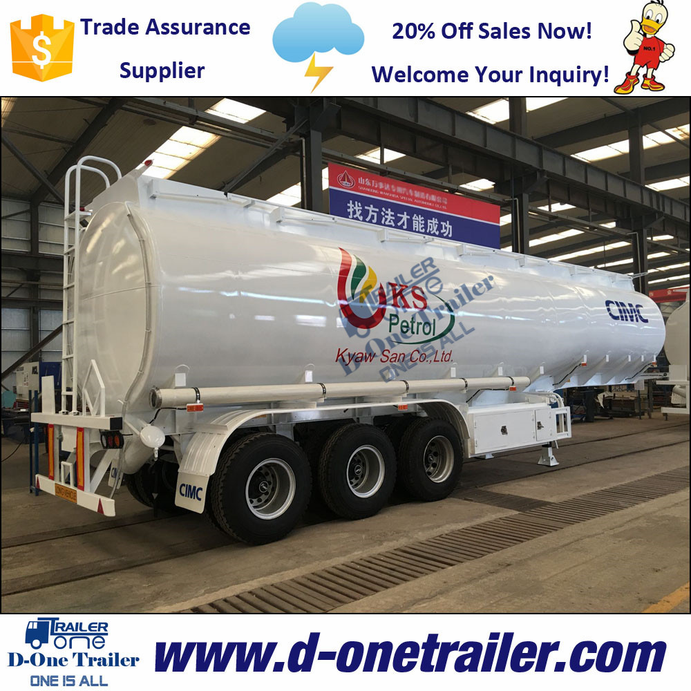 Agricultural Equipment Water Tank Semi Trailer In Brazil