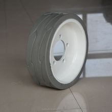 12x4 wheel tire for aircraft in airports