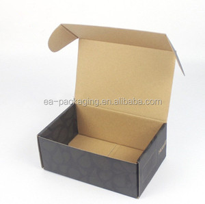 Corrugated Folding Packaging Box Cardboard Shipping Mailing Carton Boxes