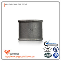 pvc pipe cast iron clamp