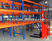 standard metal wire shelving logistic equipment palleting stacks racking for wholesale