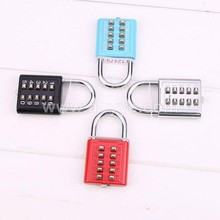 10 digit combination lock for the blind man digital lock safety lock for lockers