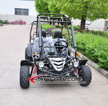 Attractive Price gas off road go kart 150cc with chain drive