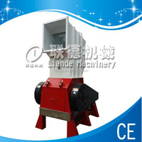Waste Plastic Crusher Machine with Competitive price