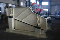 Advanced Technology Efficient Linear Vibrating Screen For Gold Mine