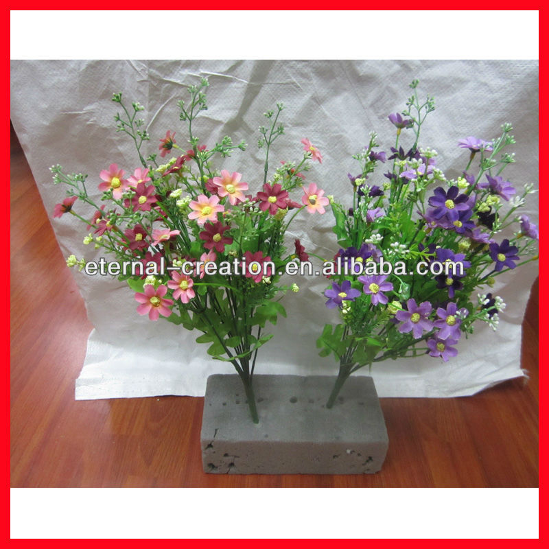 plastic flower stem