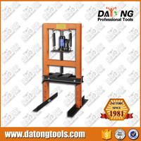 Europe Market 12T Hydraulic Shop Press With Safety Value