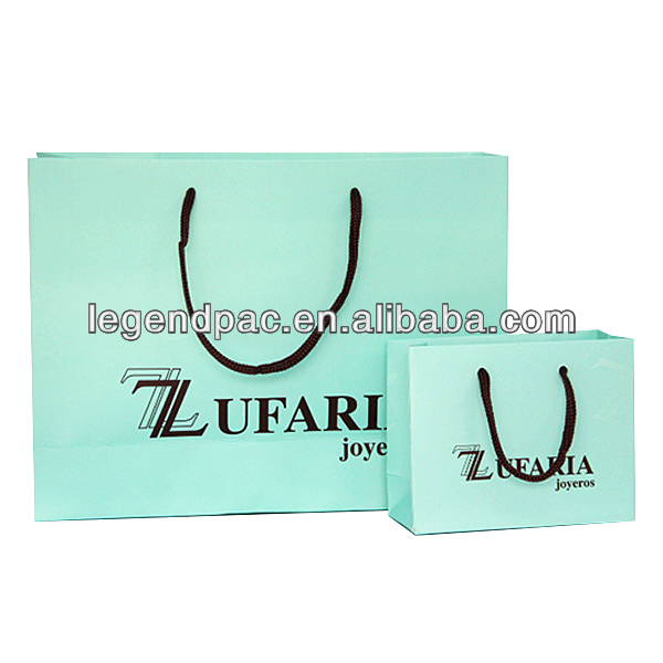 Luxury Art Paper Made Customized Design Printed Shopping Bag