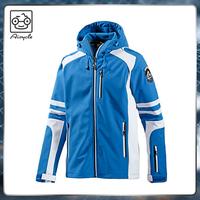 Online sale warm winter men hooded skiing jackets