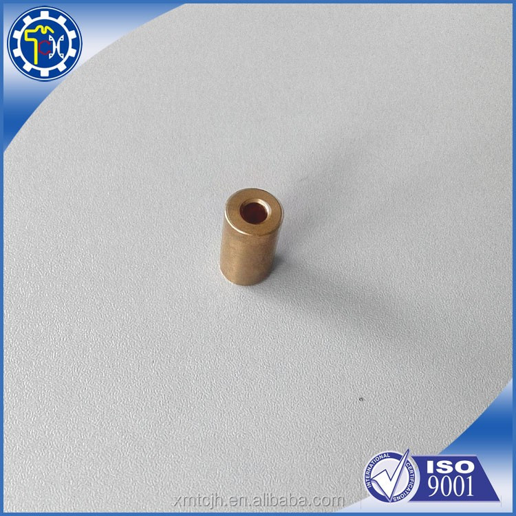 Chinese Manufacture CNC Machining Parts CNC Brass/Copper/Bronze Bushing Machine Parts