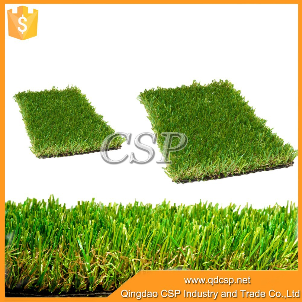 Low price with high quality artificial grass/ synthetic lawn/fake grass for crafts