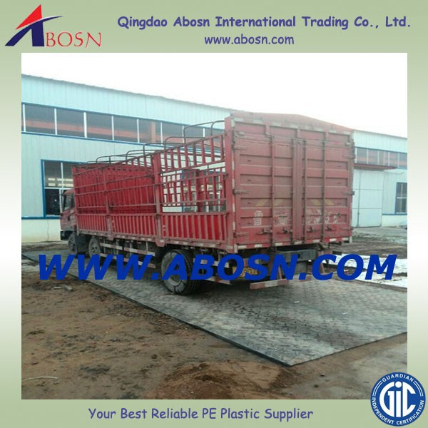 Ground Reinforcement/Ground Protection Mat/Large plastic track way panel