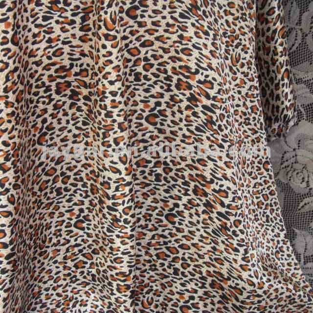 Polyester Knitting Digital Print Fabric