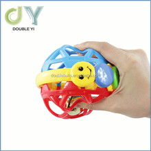 Baby Bendy Ball / Soft hand grasp ball / rolling bell ball