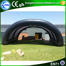 Cheap price high quality inflatable tents arch tent for sale