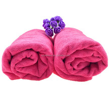 terry towel hand /bath /face multipurpose 100% microfiber terry towel