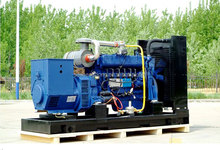 Gas Turbine Generators Natural Gas,Biogas Generator set from 20kw to 700kw
