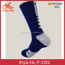 F-2152 new men dri-fit custom compression running socks baseketball socks