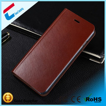 Precision crafted wallet leather case for iphone 6 plus