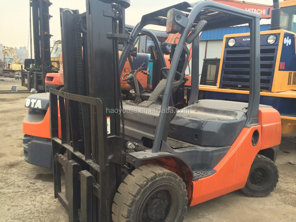 toyota 8FD 30 forklift for sale
