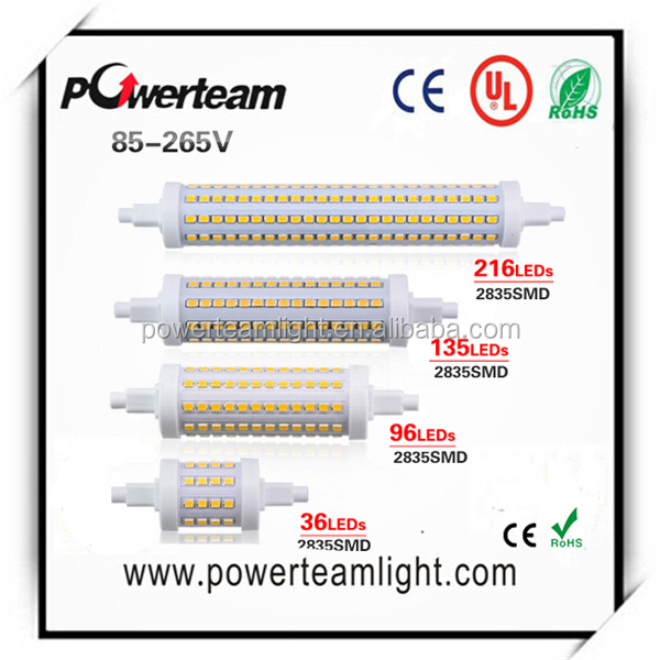 360 Degree 4W Led R7S, Led corn light R7S, 230V R7S led