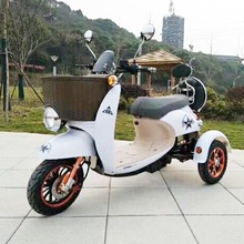 popular color 1000W adult 3 wheels electric road motorcycle
