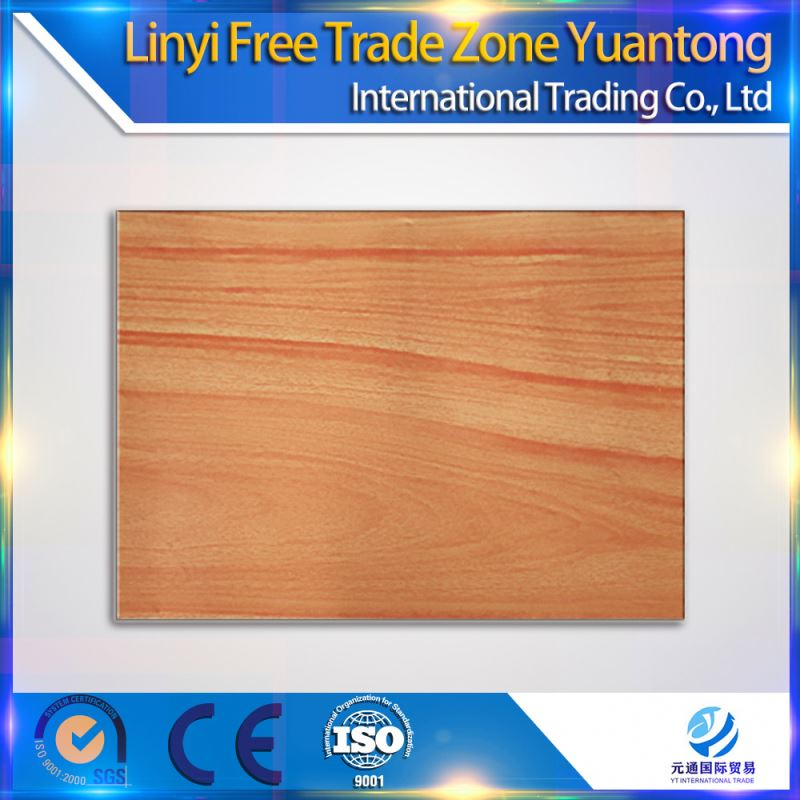Wood Pattern Acp Aluminum Composite Panel/ Interior Wood Acp/Wood Interior Decorative Wall Panel