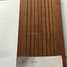 Heat Insulation Outdoor Decking with ISO9001 Bamboo Decking Manufacturer for house project
