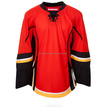Top Quality sublimated ice hockey jersey for team with cheap price