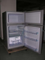 solar power low temperature refrigerator stand
