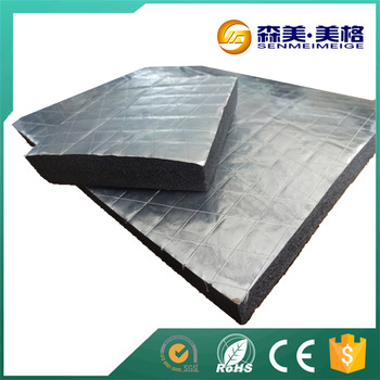 China supplier epdm silicone armacell rubber insulation