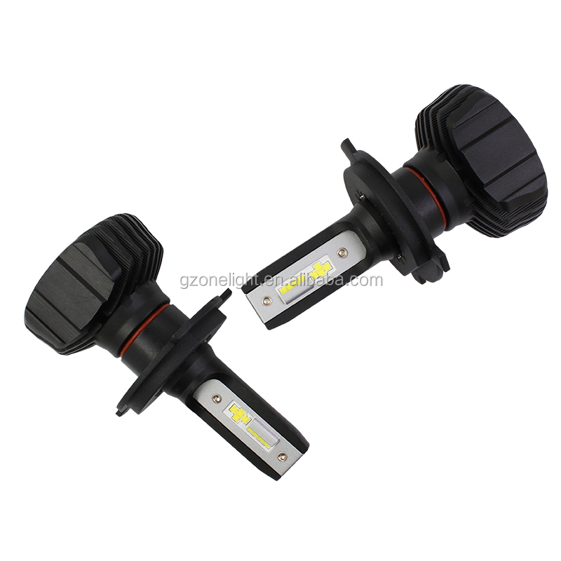 S1 Plus led car headlight h4 h13 led headlight 9004 9007 auto headlamp