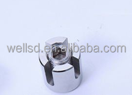 stainless steel cross clamp,wire rope clamp