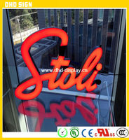 hot sale brand advertising epoxy resin signage