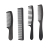 Wholesale Custom Salon Wide Tooth Pocket Bakelite Hair Comb