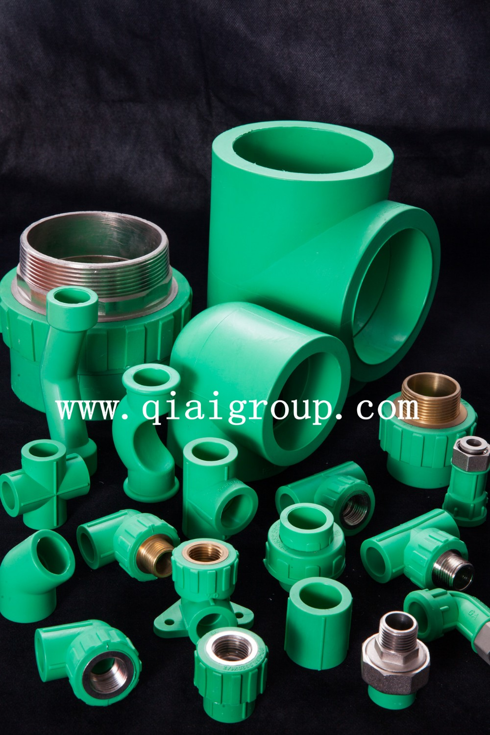 Plastic pipe fitting tools female thread ppr pipe fitting 90 degree