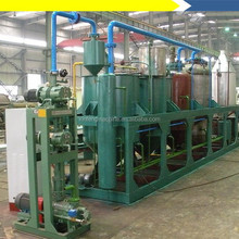 Edible/cooking/vegetable oil small scale oil refinery plant