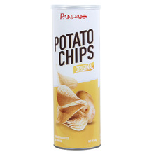Panpan digestive snack tomato flavoured potato chips