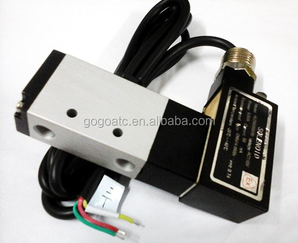 Good price made in china Valve Manufacturers solenoid pneumatic