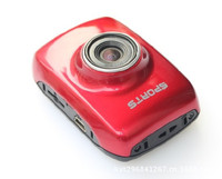 "5MP 720P HD Mini Sport Action Camera Car Bike Helmet Camcorder with 2"" Touch Display"